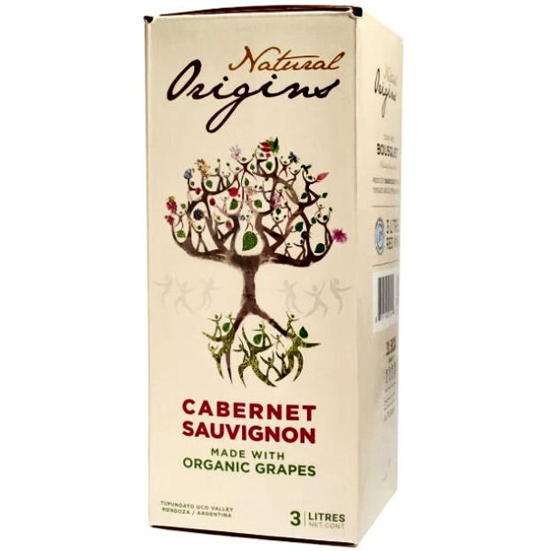 Domaine Bousquet Natural Origins Organic Cabernet Bag-In-Box