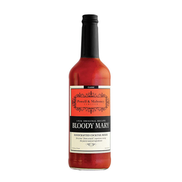 Powell & Mahoney Classic Bloody Mary Cocktail Mix 750ml