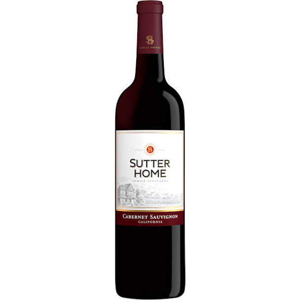 Sutter Home Family Vineyard Cabernet