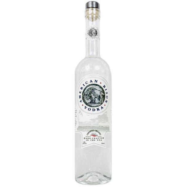 American Bison Certified Organic Vodka 750ml