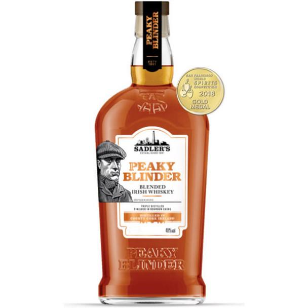 Sadler's Peaky Blinder Blended Irish Whiskey 750ml