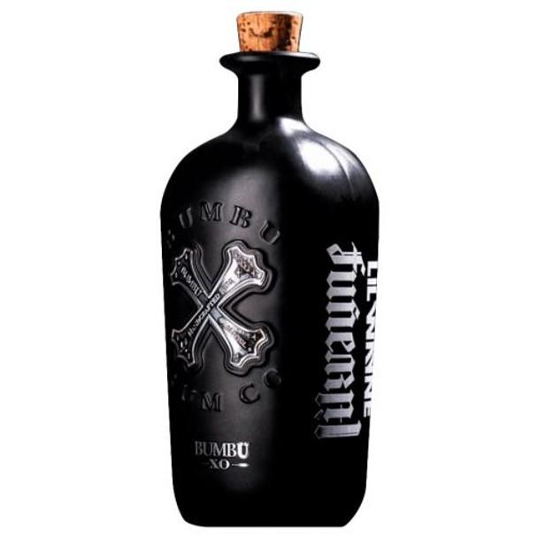 Bumbu XO Rum Lil Wayne Fuberal Edition 750ml
