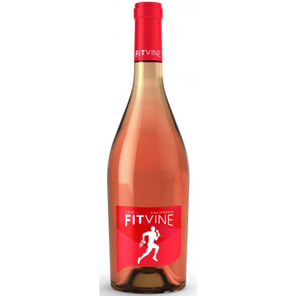 FitVine California Dry Rose 750ml