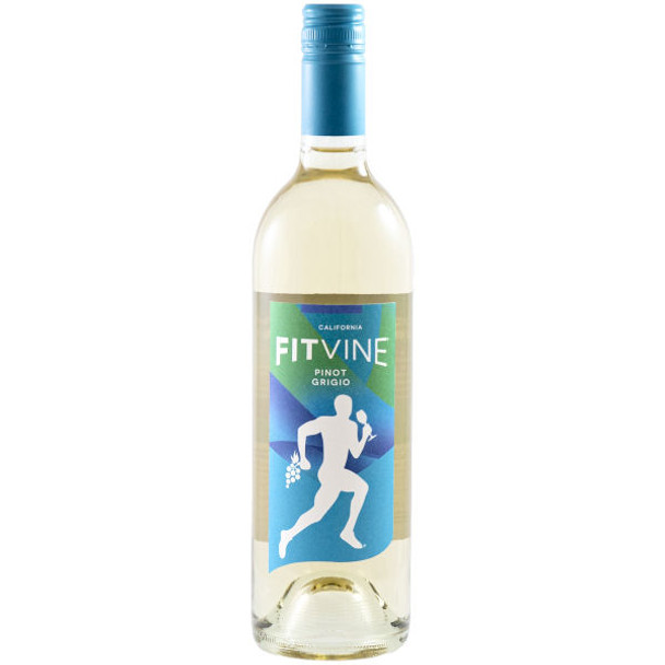 FitVine California Pinot Grigio 750ml