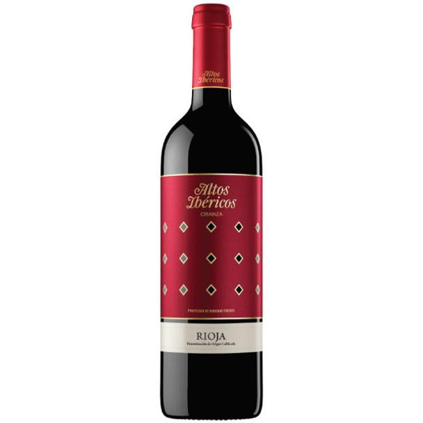 Torres Altos Ibericos Crianza Rioja