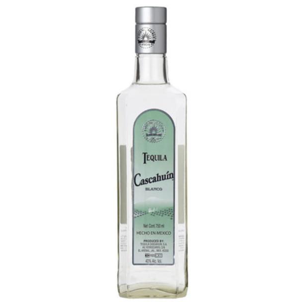 Cascahuin Blanco Tequila 750ml