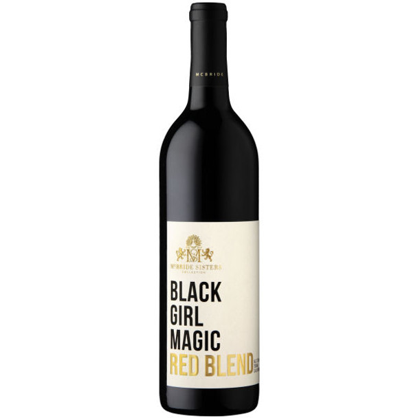 McBride Sister Black Girl Magic California Red Blend