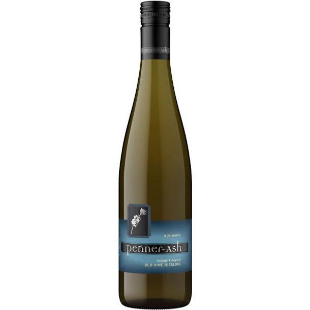 Penner-Ash Hyland Vineyard McMinnville Old Vine Riesling Oregon