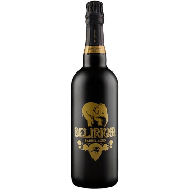 Delirium Black Barrel Aged Strong Ale (Belgium) 750ml