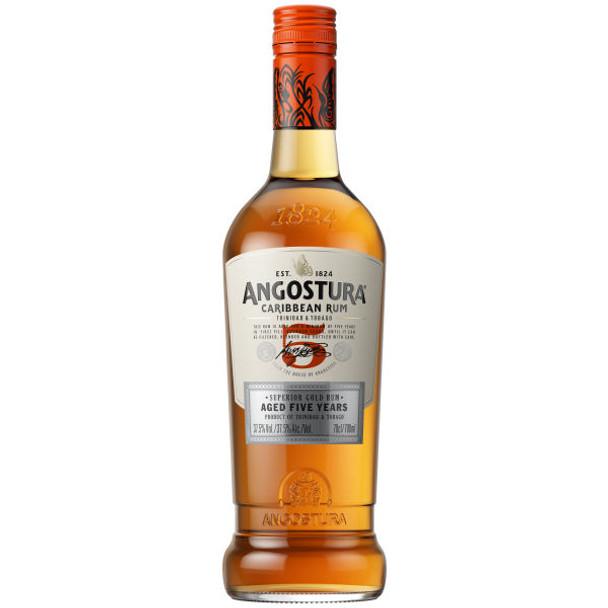 Angostura 5 Year Old Rum 750ml