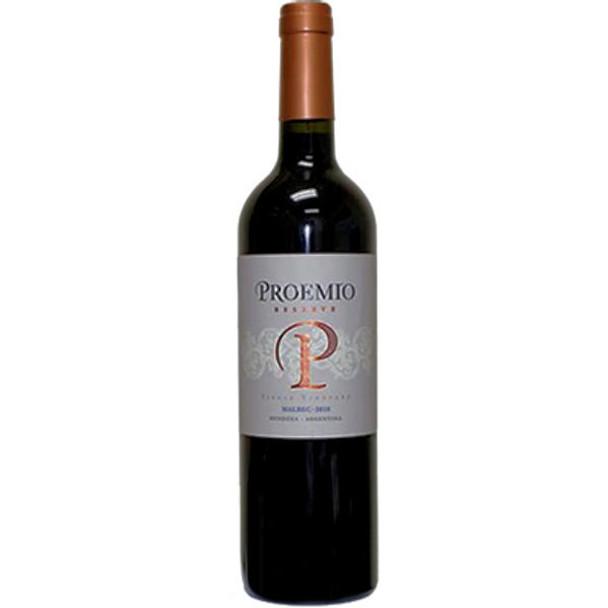 Proemio Reserve Single Vineyard Mendoza Malbec (Argentina)