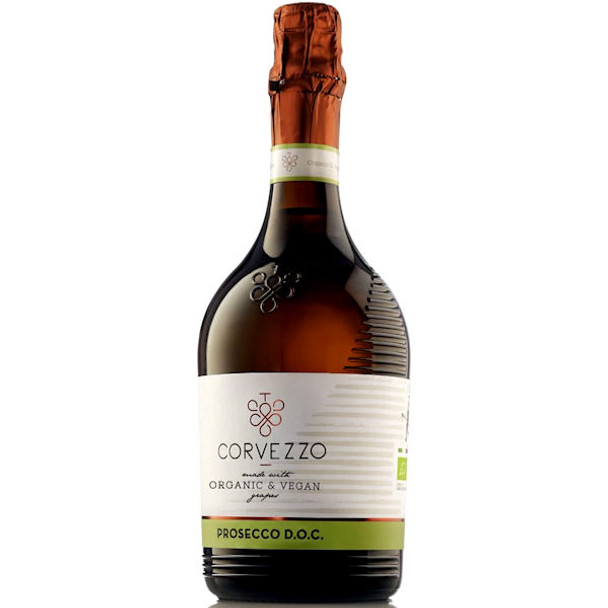 Corvezzo Organic and Vegan Prosecco DOC