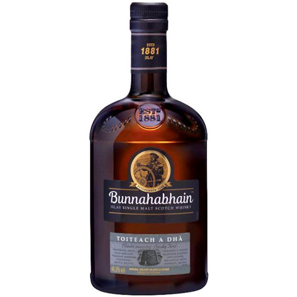 Bunnahabhain Toiteach A Dha Islay Single Malt Scotch 750ml