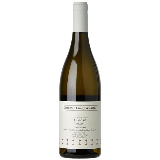 Clendenen Family Le Bon Climat Vineyard Santa Maria Aligote
