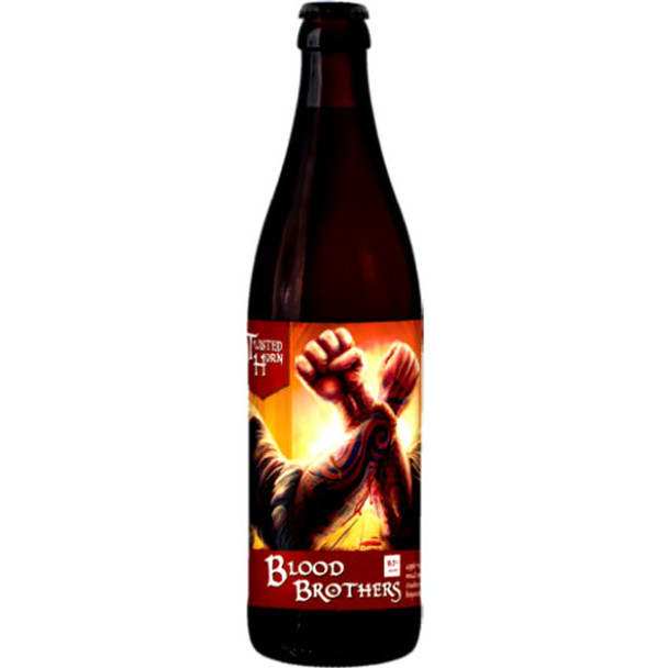 Twisted Horn Blood Brothers Mead 500ml