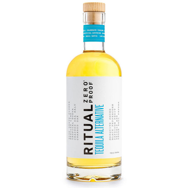 Ritual Zero Proof Tequila Alternative 750ml