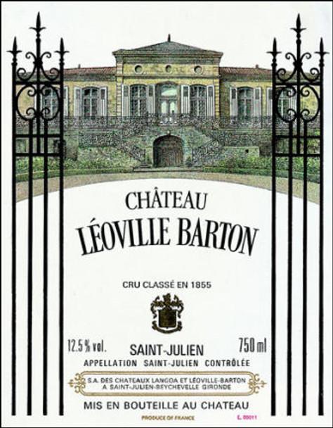 Chateau Leoville Barton Saint Julien