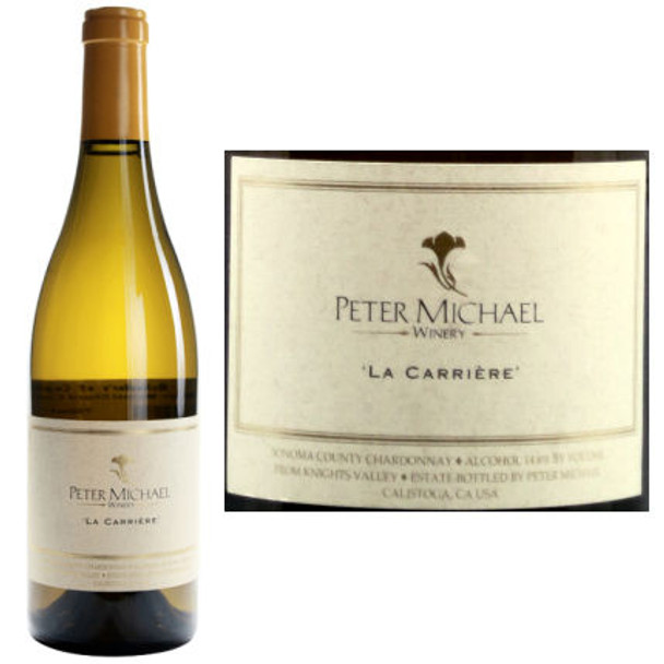 Peter Michael La Carriere Knights Valley Chardonnay