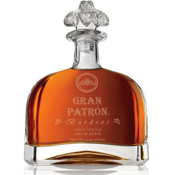 Gran Patron Burdeos Anejo Tequila 750ml