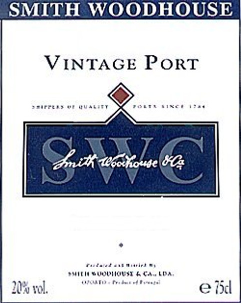 Smith Woodhouse Vintage Port