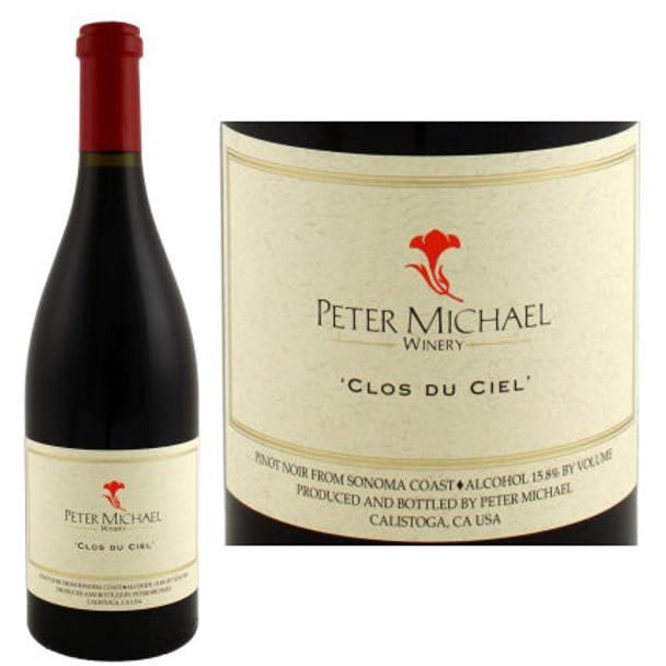 Peter Michael Clos du Ciel Fort Ross-Seaview Pinot Noir