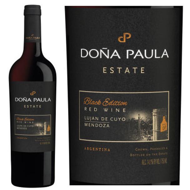 Dona Paula Estate Black Edition Lujan de Cuyo Red Blend