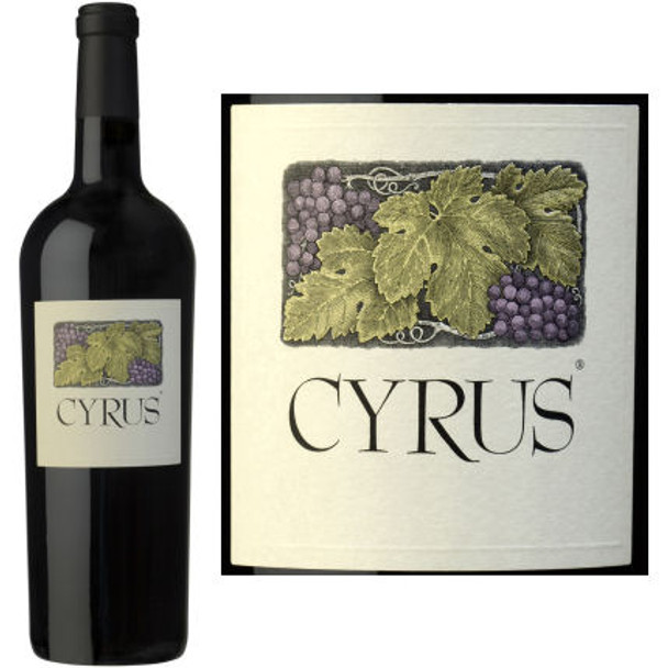 Alexander Valley Vineyards Cyrus Red Blend