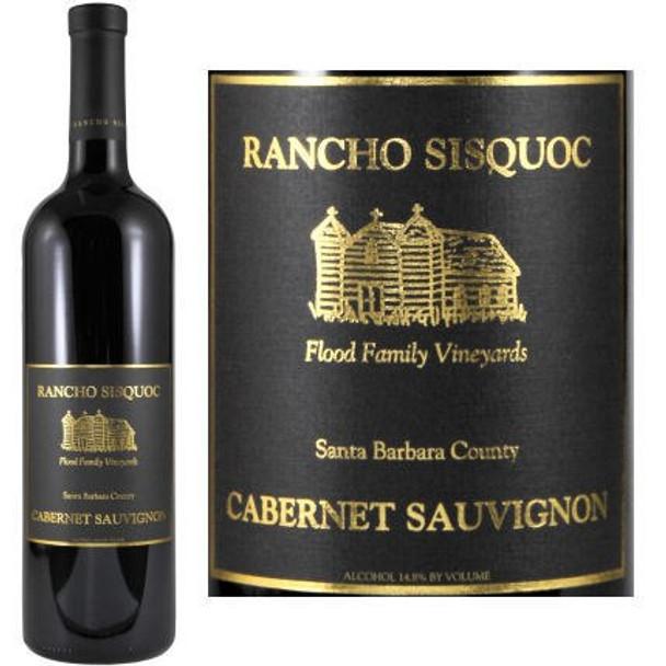 Rancho Sisquoc Santa Barbara Cabernet