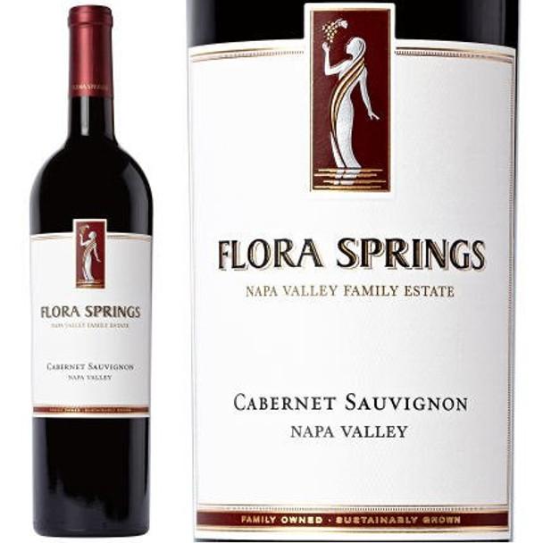 Flora Springs Napa Cabernet
