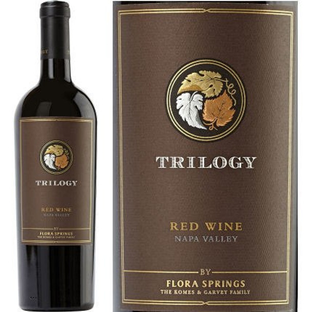 Flora Springs Trilogy Napa Red Wine