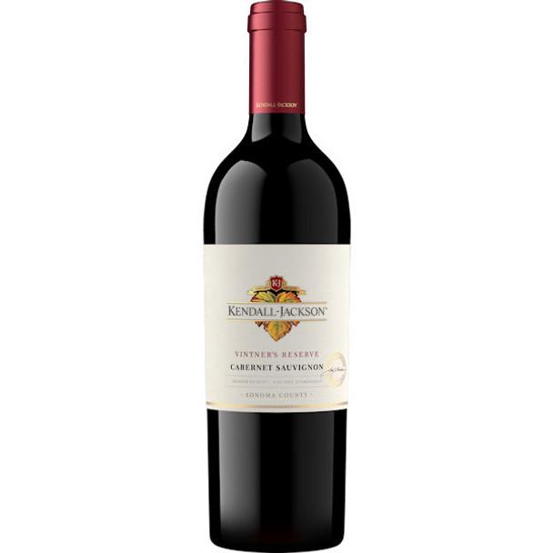 Kendall Jackson Vintner's Reserve Sonoma Cabernet