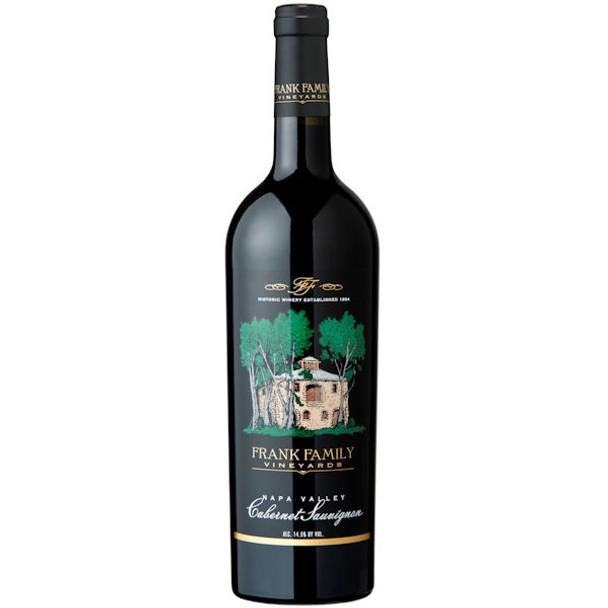Frank Family Vineyards Napa Cabernet