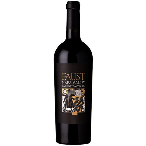 Faust Napa Cabernet 2016 Rated 92WA
