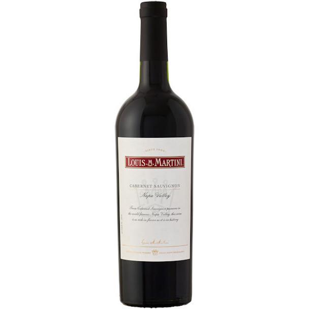 Louis Martini Napa Cabernet 2016 Rated 92+WA