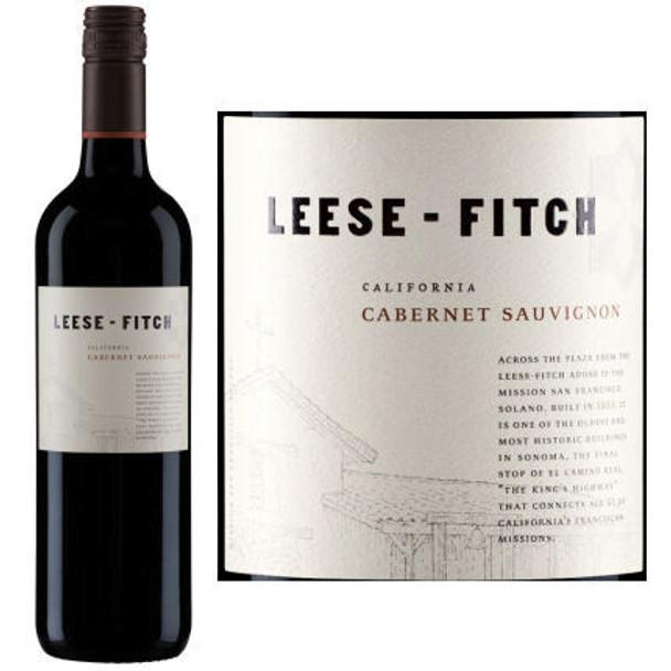 Leese-Fitch California Cabernet