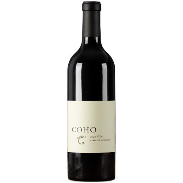 Coho Summit Napa Cabernet 2013 Rated 93JS