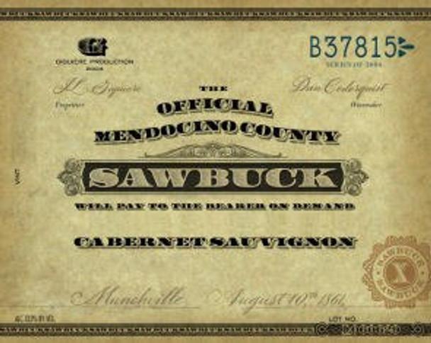 Sawbuck California Cabernet