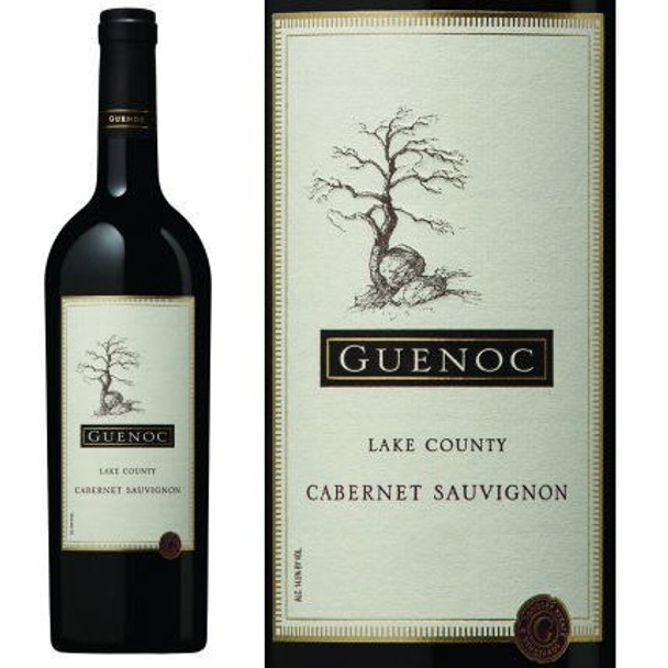 Guenoc Lake County Cabernet 2013
