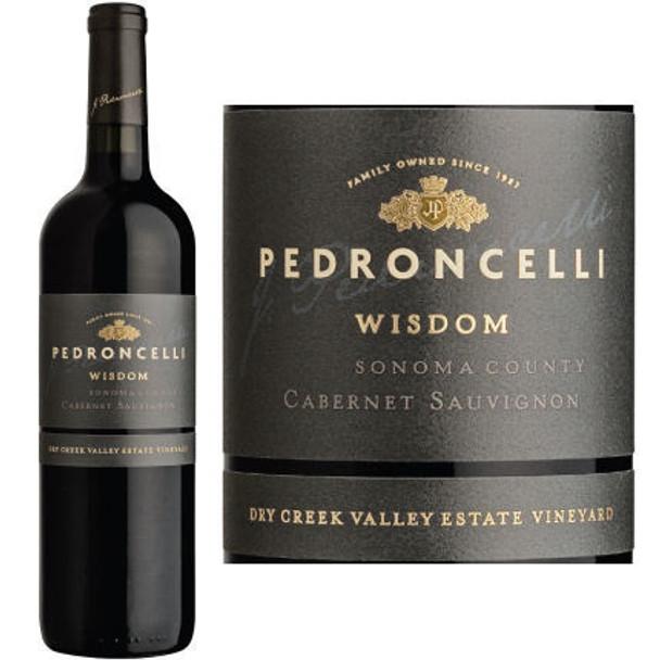 Pedroncelli Wisdom Dry Creek Cabernet