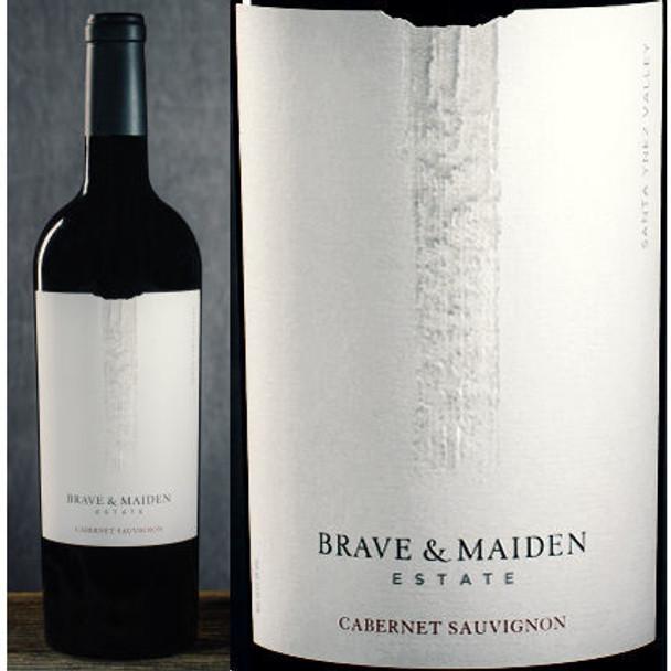 Brave & Maiden Estate Santa Ynez Cabernet 2016