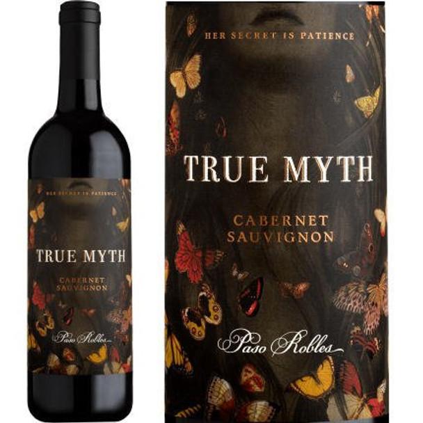 True Myth Paso Robles Cabernet 2016