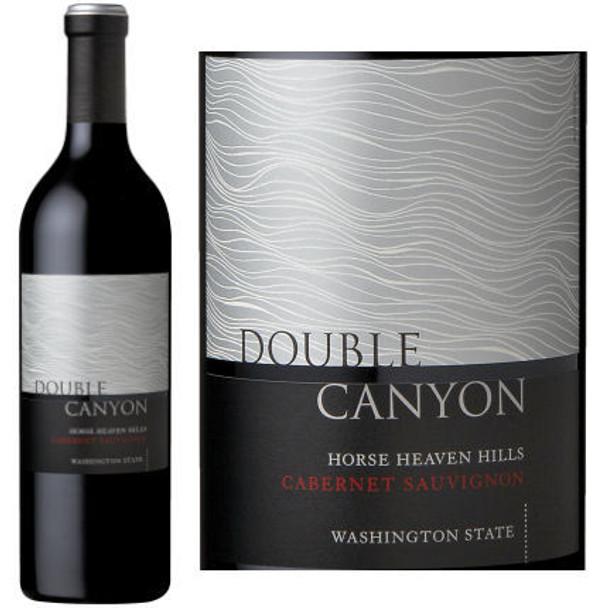 Double Canyon Horse Heaven Hills Washington Cabernet 2015