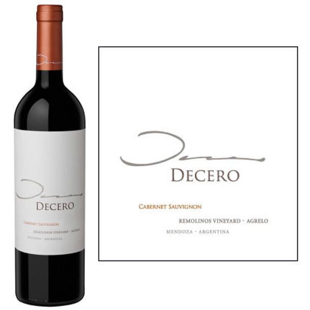 Finca Decero Remolinos Vineyard Mendoza Cabernet
