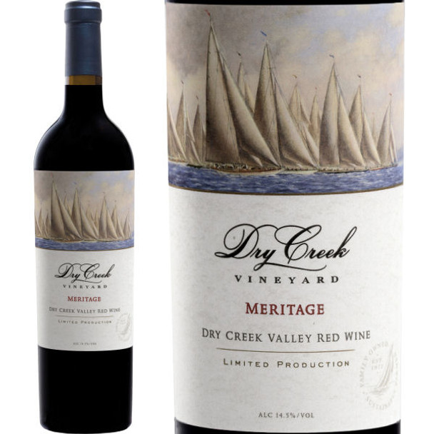 Dry Creek Vineyard Sonoma Meritage 2012