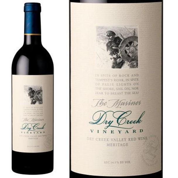 Dry Creek Vineyard The Mariner Meritage 2013 Rated 90WA