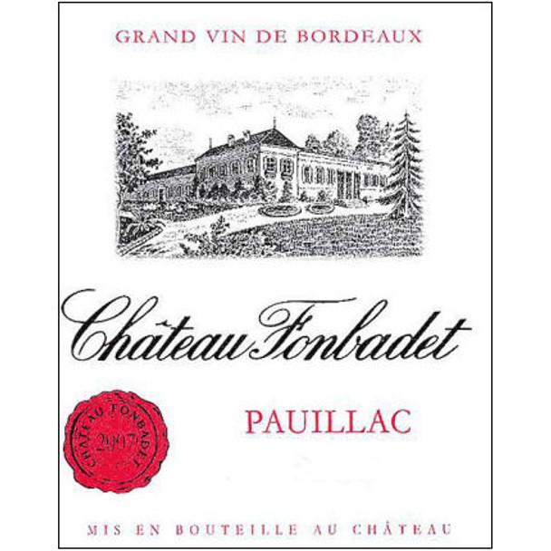 Chateau Fonbadet Pauillac