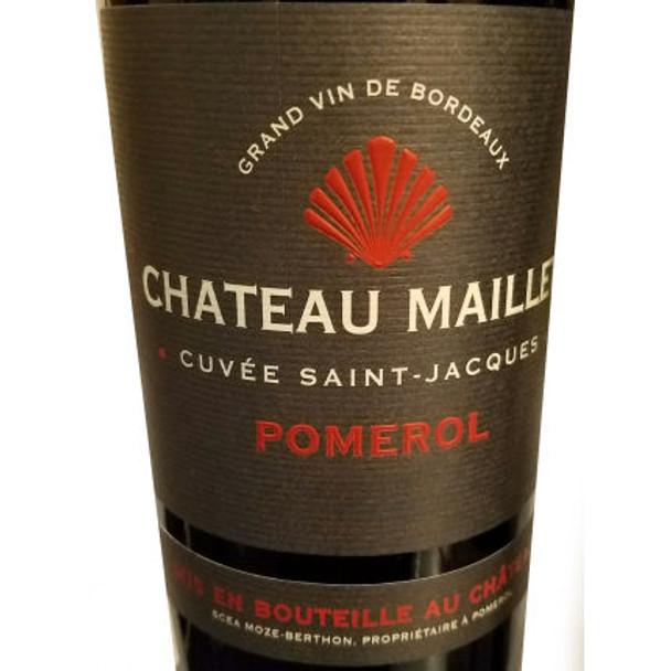 Chateau Maillet Cuvee Saint-Jacques Pomerol