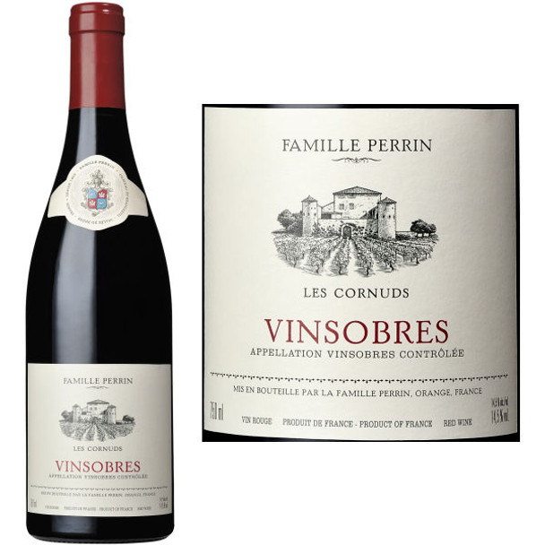 Famille Perrin Vinsobres Les Cornuds Rouge