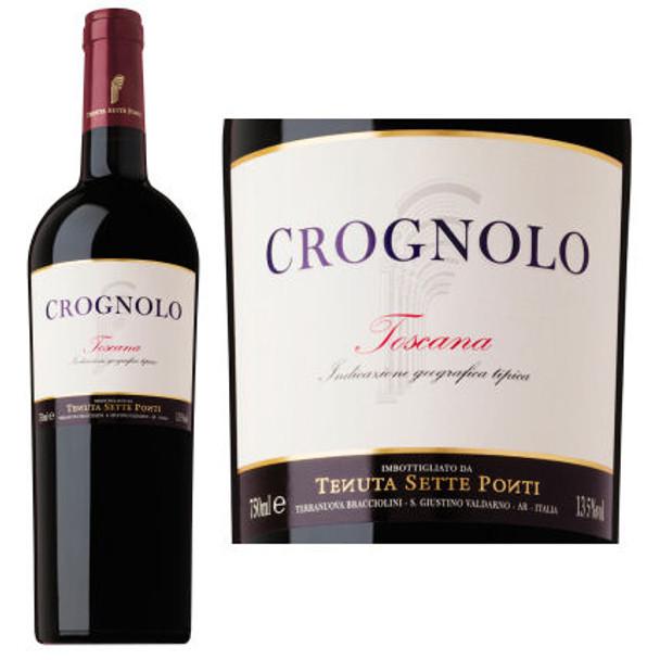 Tenuta Sette Ponti Crognolo Toscana IGT