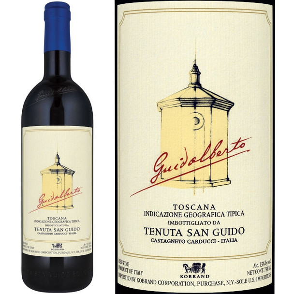 Tenuta San Guido Guidalberto Toscana IGT